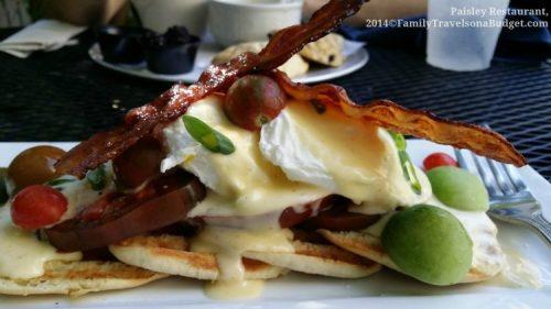 Paisley Restaurant, FamilyTravelsonaBudget.com