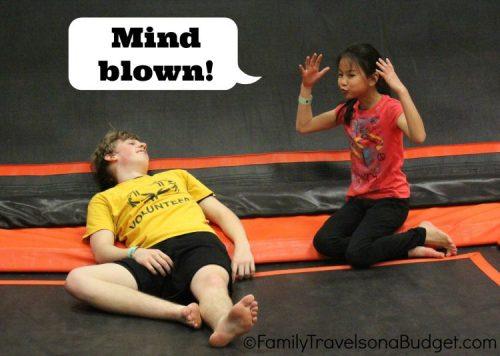 Jump Cville Mind Blown