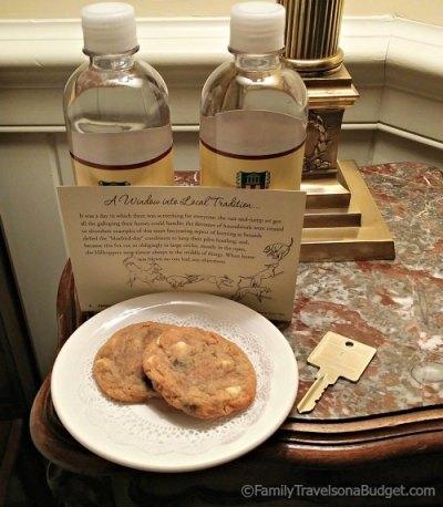 Keswick Hall Bedtime Cookies