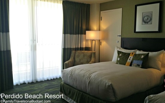 Perdido Beach Resort, host of our stay