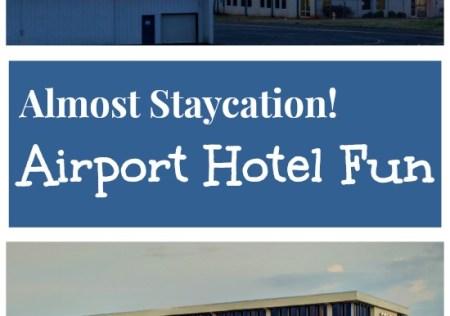 airport hotel fun
