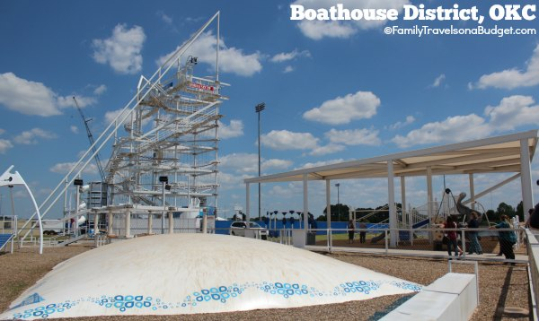 OKC, Boathouse District attractions
