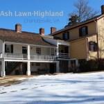 Ash Lawn-Highland, a presidential landmark