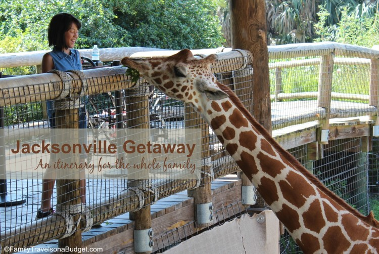 Jacksonville Getaway: A weekend itinerary for families