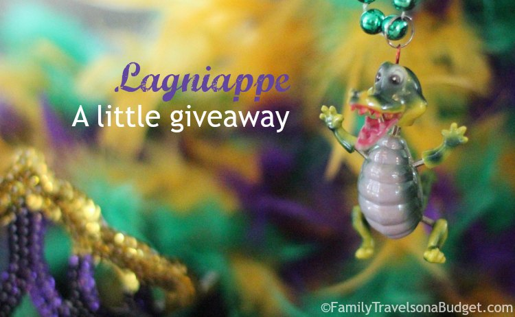 Lagniappe: Just a little extra