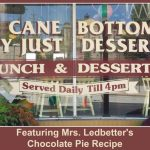 Mrs. Ledbetter's Chocolate Pie Recipe