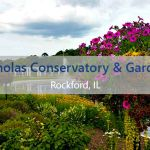 Nicholas Conservatory & Gardens, tropics in the midwest