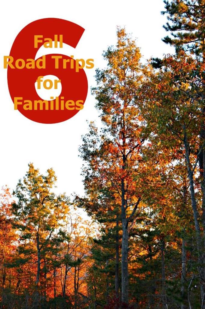 Fall Road Trips