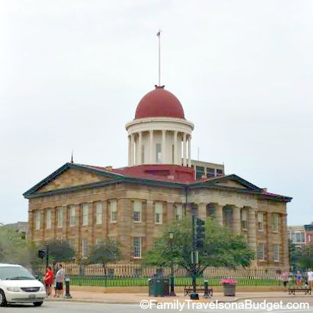 Springfield ILL Old State Capitol