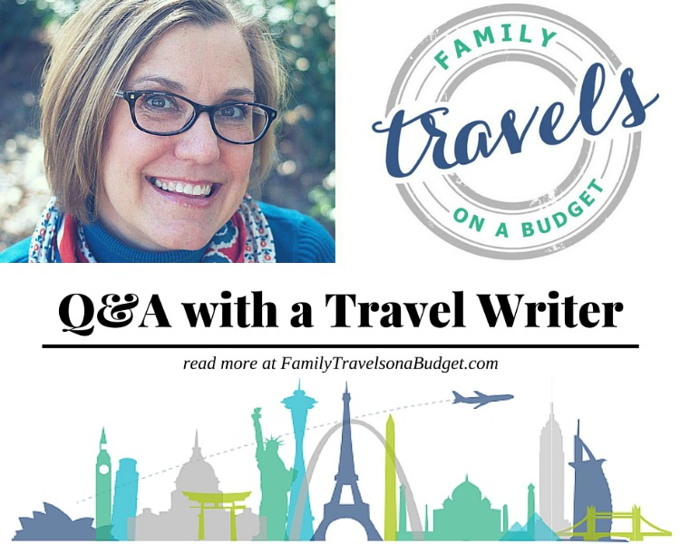 Q&A with a travel writer