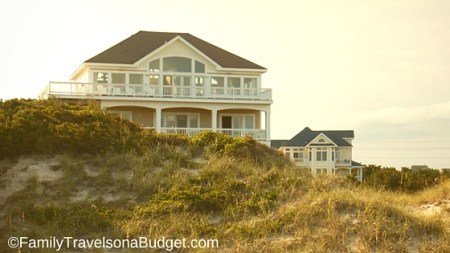 Outer Banks Vacation in Avon