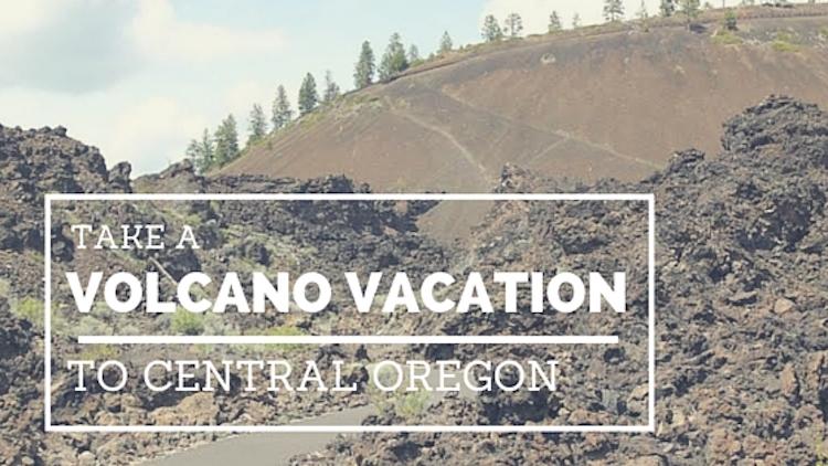 Oregon Volcano