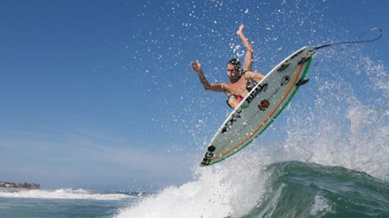 Real Watersports at the OBX. Learn to surf, kite board and SUP on your OBX vacation. Awesome!
