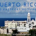 Puerto Rico: No passport required!
