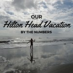 Hilton Head vacation by the numbers