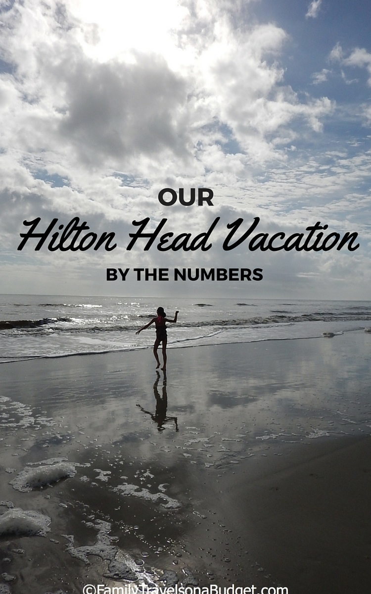 HIlton Head by the numbers