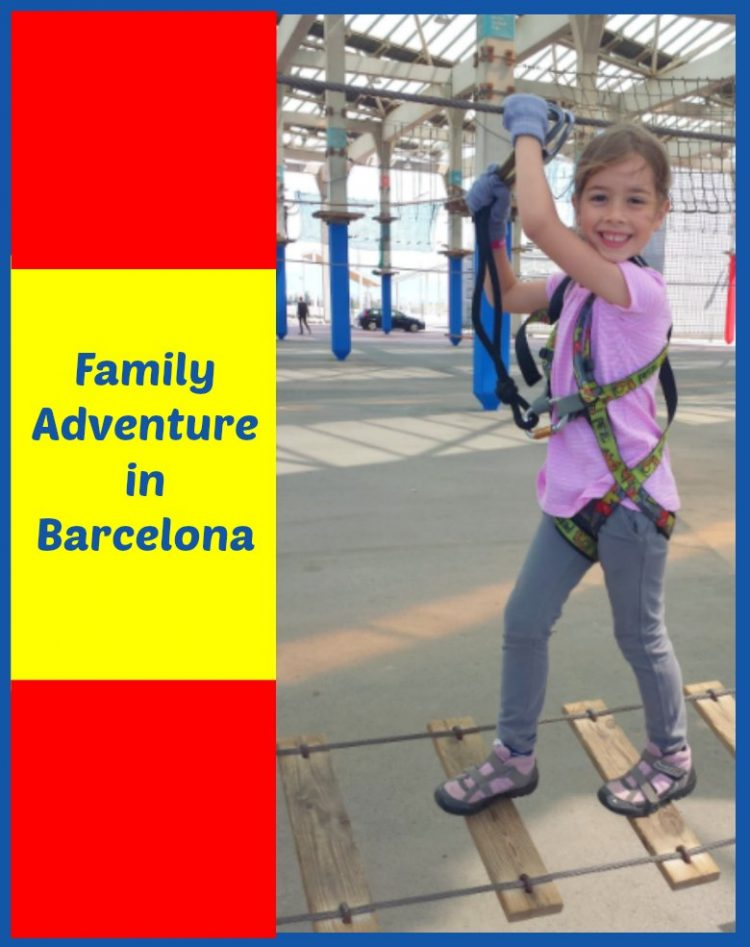 Barcelona for families
