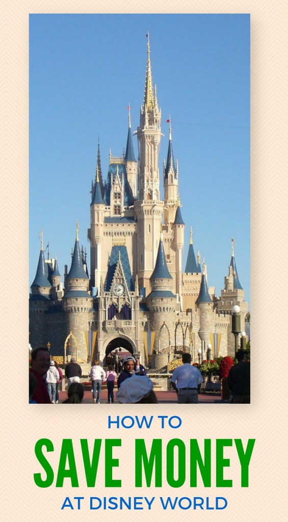5 tips to save money at Disney World