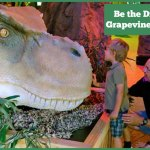 Be the dinosaur in Grapevine this summer