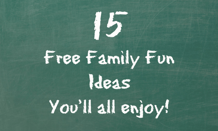 Free family fun!