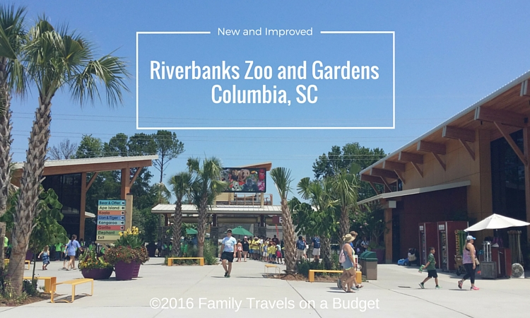 Riverbanks Zoo and Gardens 2016 review