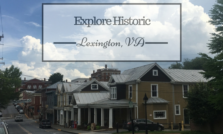 Lexington historic district