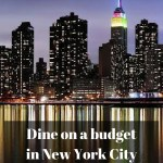 Yes, you can dine on a budget in NYC