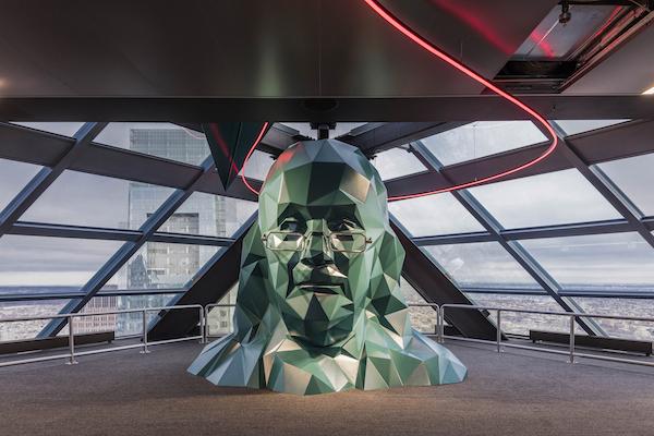 CityPASS Philadelphia One Liberty Observation Deck — Interior