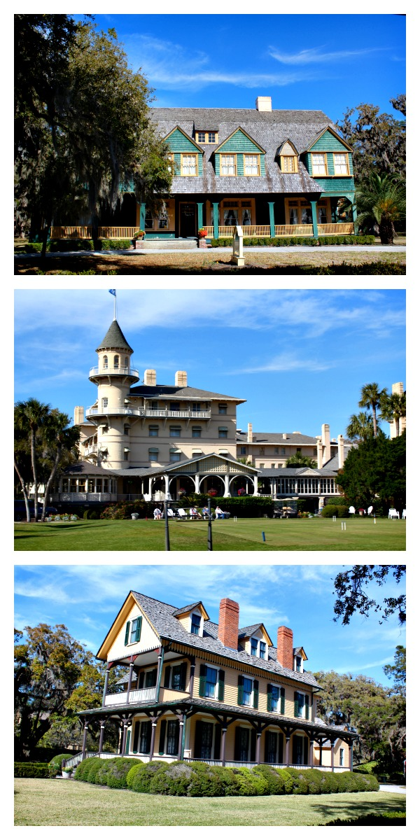 Jekyll Island Historic District Tours -- take a trip back in time to learn about the lifestyles of America's early rich and famous.
