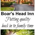 Boar's Head Inn -- a quality family resort
