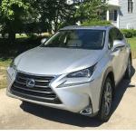 2017 Lexus NX 300h: My luxury road trip experience