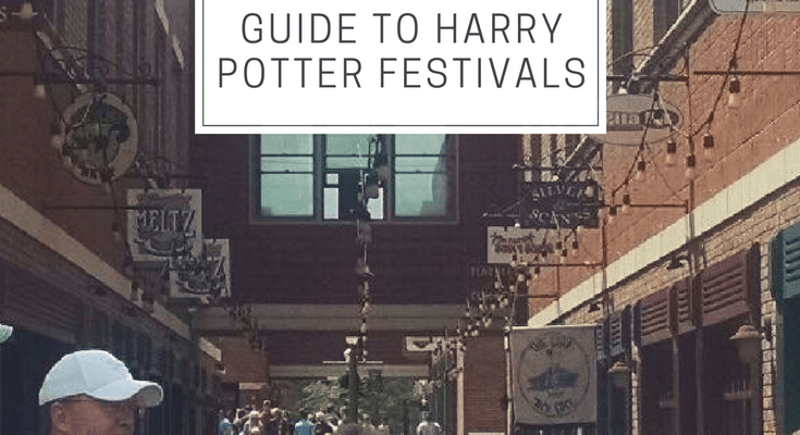 An enchanting guide to Harry Potter Festivals