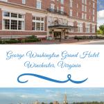 The George Washington Grand Hotel: Location, location, location