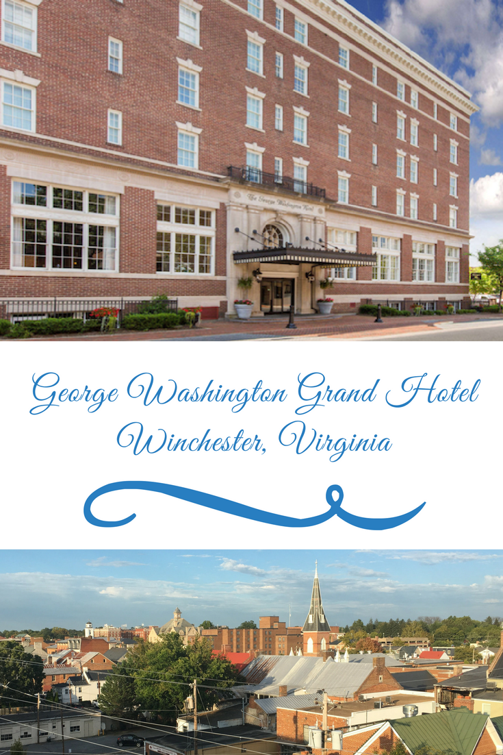 George Washington Grand Hotel in Virginia, a review