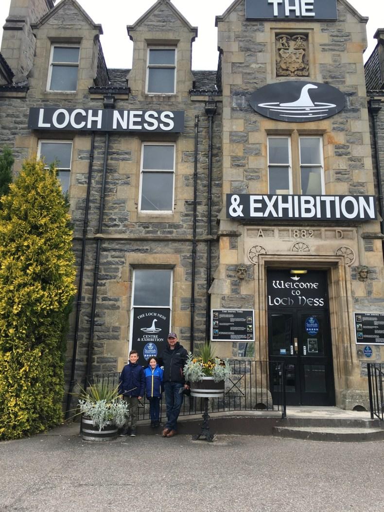 Loch Ness Centre