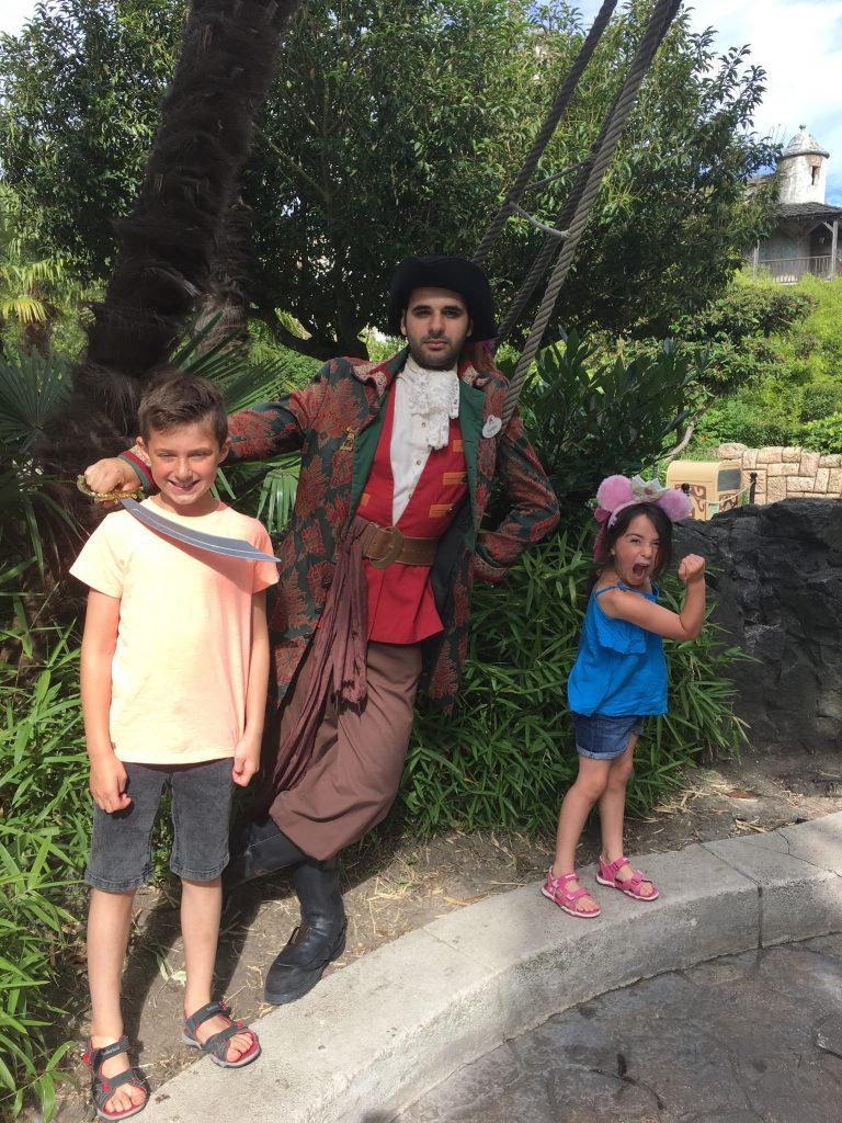 Pirates of the Caribbean, Disneyland