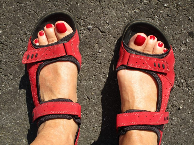 sandals at disney