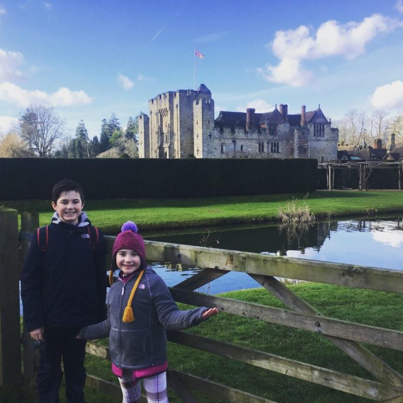 Things to do with kids in Kent
