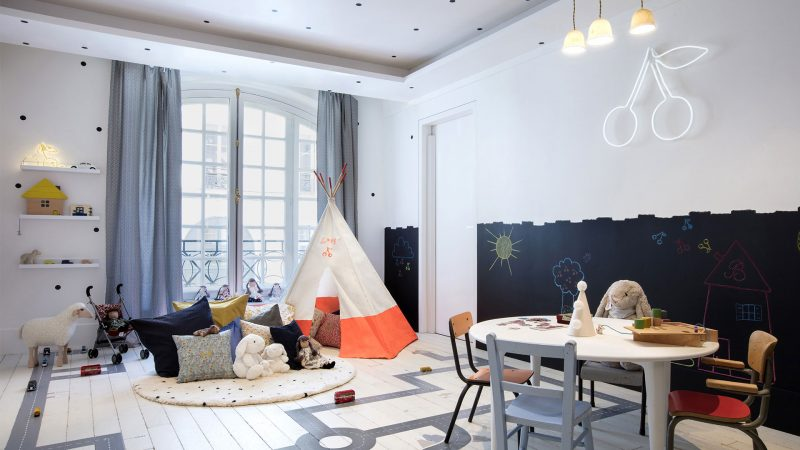 Best Paris Hotels for Families - le-bristol-paris-bonpoint-kids-club
