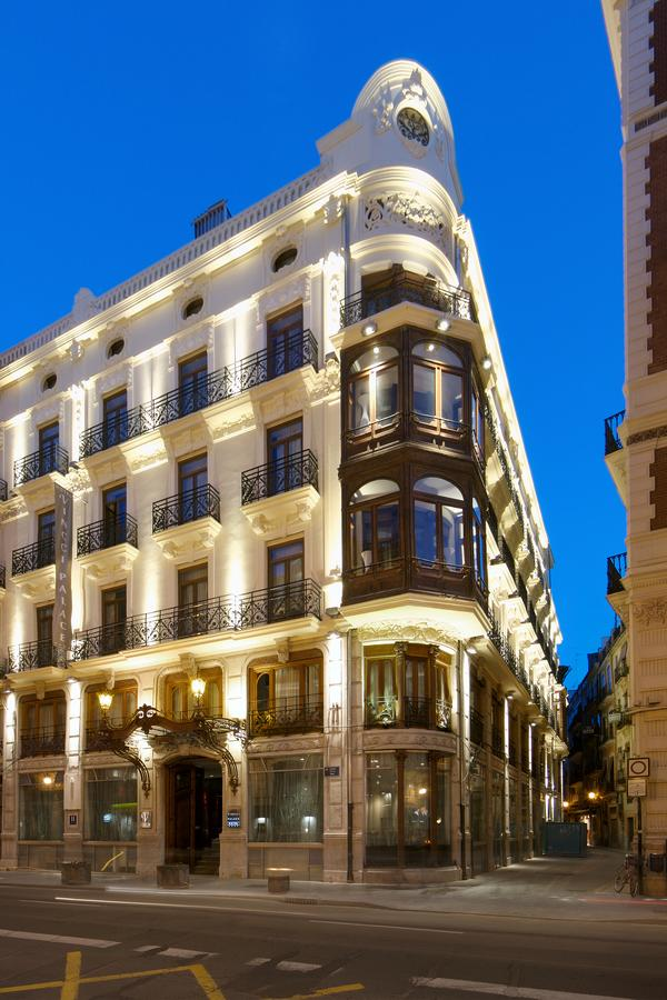 kid friendly hotels Valencia