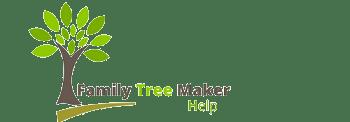 Family Tree Maker Help