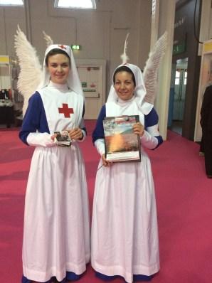 Angel nurses from spiritofremembrance.com