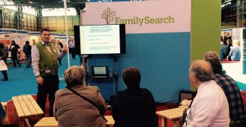 FamilySearch explain digitisation of some microfilm records