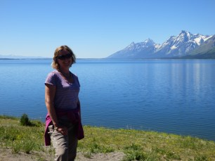 Grand Teton had it for me in terms of scenery.