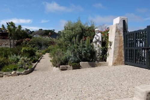 Carmel mission California
