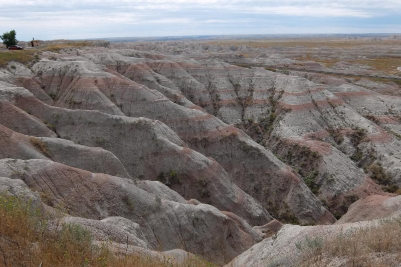 South Dakota Badlands cosa vedere