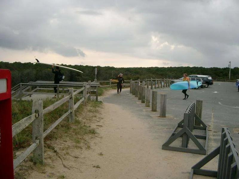 Nauset light beach a Cape Cod