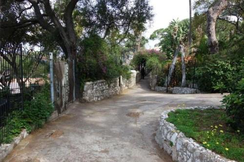Alameda Gardens a Gibilterra