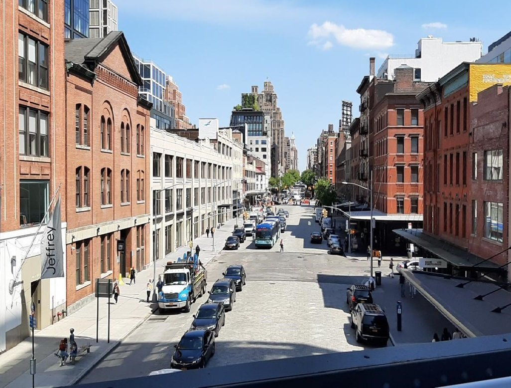 Chelsea a New York