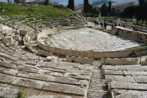 Teatro di Dioniso Acropoli